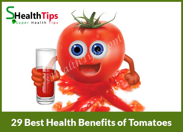 Best Health Benefits of Tomatoes