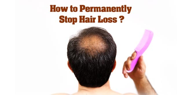 How to Completely Stop Hair Fall and Regrow Your Hair Naturally